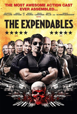 The Expendables 1 โคตรคนทีมมหากาฬ ภาค1 (2010)