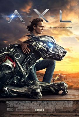 A-X-L แอคเซล โคตรหมาเหล็ก (2018)