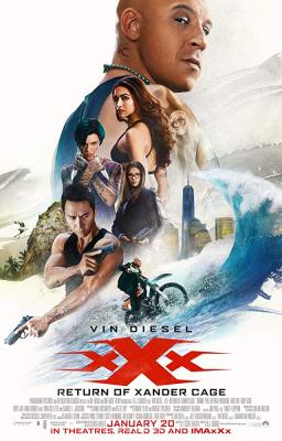 xXx: Return of Xander Cage ทริปเปิ้ลX3 ทลายแผนยึดโลก(2017)