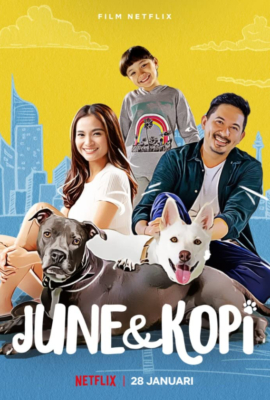 June & Kopi จูนกับโกปี้ (2021) ซับไทย
