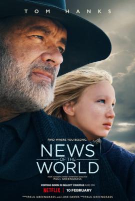 News of the World สู่เส้นทางกลับบ้าน (2021)