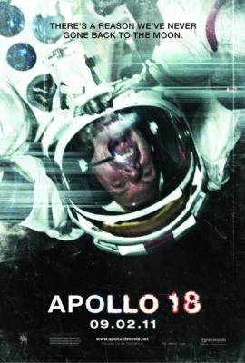 Apollo 18 หลุมลับสยองสองล้านปี (2011)