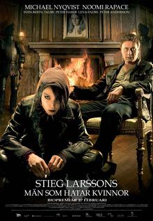 Millennium 1 The Girl with the Dragon Tattoo ขบถสาวโค่นทรชน รอยสักฝังแค้น (2009)