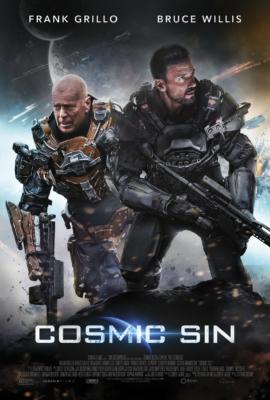 Cosmic Sin คนอึดลุยเอเลี่ยน (2021) ซับไทย