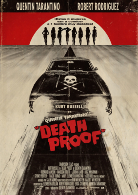 Death Proof โชเฟอร์บากพญายม (2007)