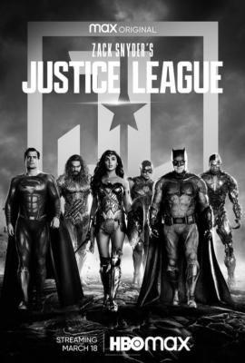 Justice League Zack Snyder จัสติซ ลีก ของ แซ็ค สไนเดอร์ (2021)