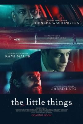 The Little Things สืบลึกปลดปมฆาตกรรม (2021) ซับไทย