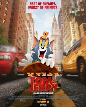 Tom and Jerry ทอมแอนด์เจอร์รี่ (2021) ซับไทย