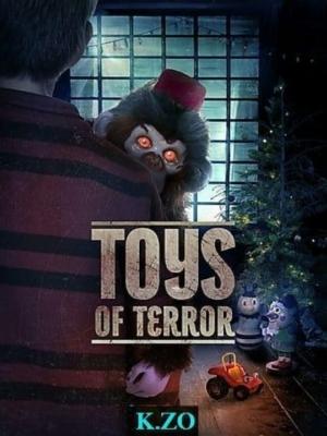 Toys of Terror ของเล่นแห่งความหวาดกลัว (2020)