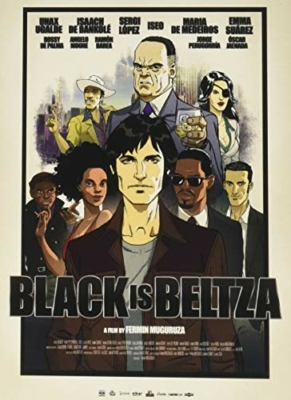 Black Is Beltza เบลต์ซา พลังพระกาฬ (2018)