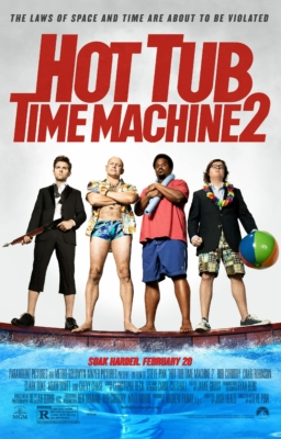 Hot Tub Time Machine 2 สี่เกลอเจาะเวลาป่วนอดีต (2015)