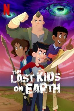 The Last Kids on Earth: Happy Apocalypse to You สี่ซ่าท้าซอมบี้: สุขสันต์วันหลังโลกแตก (2021)