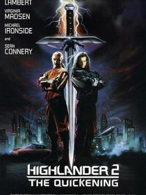 Highlander II: The Quickening ล่าข้ามศตวรรษ 2 (1991)