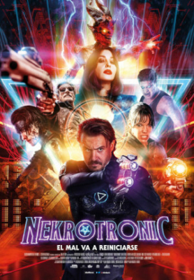Nekrotronic ทีมพิฆาตปีศาจไซเบอร์ (2018)