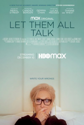 Let Them All Talk สนทนาภาษาชีวิต (2020)