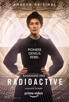 Radioactive มาดามคูรี ยอดหญิงเรเดียม (2020)