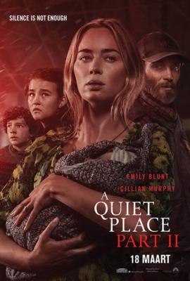 A Quiet Place Part II ดินแดนไร้เสียง 2 (2021) ซับไทย