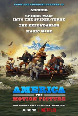 America: The Motion Picture อเมริกา: เดอะ โมชั่น พิคเจอร์ (2021)