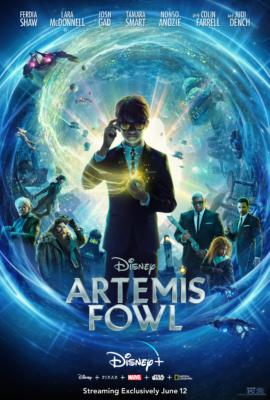 Artemis Fowl อาร์ทิมิส ฟาวล์ (2020)