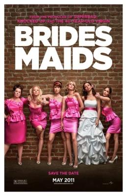 Bridesmaids แก๊งค์เพื่อนเจ้าสาว แสบรั่วตัวแม่ (2011)