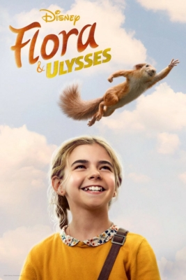 Flora & Ulysses ฟลอรา และ ยูลิสซิส (2021)