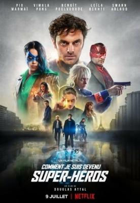How I Became a Super Hero ปริศนาพลังฮีโร่ (2020)