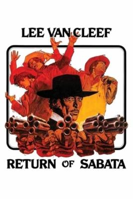 Return of Sabata ซาบาต้า ปืนมหัศจรรย์ (1971)