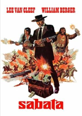 Sabata ซาบาต้า สิงห์ปืนไว (1969)