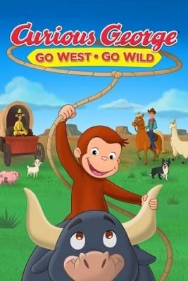 Curious George: Go West, Go Wild จ๋อจอร์จจุ้นระเบิด: ป่วนแดนคาวบอย (2020)