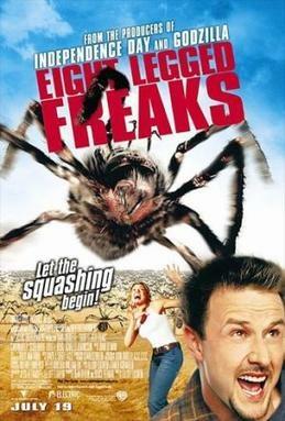 Eight Legged Freaks มฤตยูอัปลักษณ์ 8 ขา ถล่มโลก (2002)
