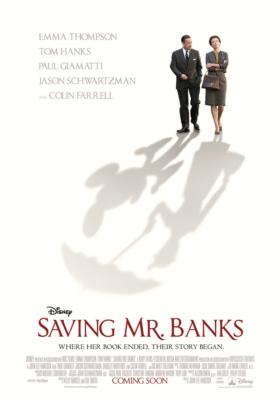 Saving Mr. Banks สุภาพบุรุษนักฝัน (2013)