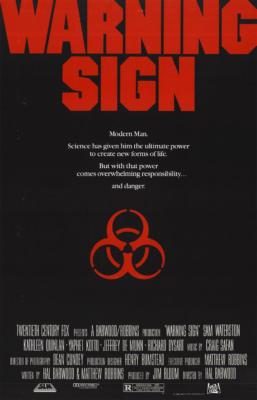 Warning Sign ป้ายเตือน (1985)