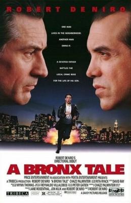 A Bronx Tale โค่นถนนสายเจ้าพ่อ (1993)
