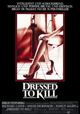 Dressed to Kill แต่งตัวไปฆ่า (1980)