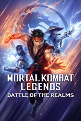 Mortal Kombat Legends: Battle of the Realms (2021) ซับไทย