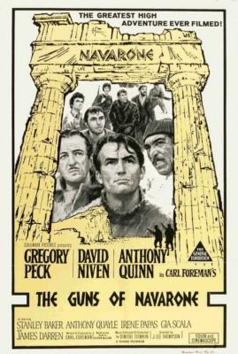 The Guns of Navarone ป้อมปืนนาวาโรน (1961)
