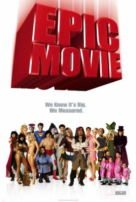 Epic Movie ยำหนังฮิต สะกิตต่อมฮา (2007)