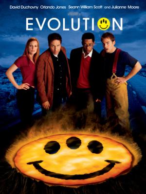 Evolution อีโวลูชั่น รวมพันธุ์เฉพาะกิจ พิทักษ์โลก (2001)