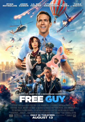 Free Guy ขอสักทีพี่จะเป็นฮีโร่ (2021) ซับไทย