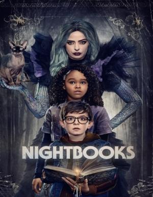 Nightbooks ไนต์บุ๊คส์ (2021)