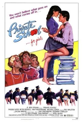 Private School มหาลัยวัยหวาน (1983)