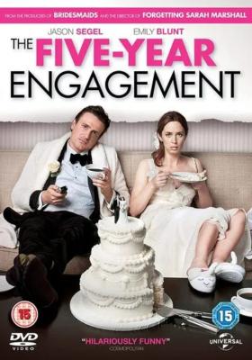 The Five-Year Engagement 5 ปีอลวน ฝ่าวิวาห์อลเวง (2012)