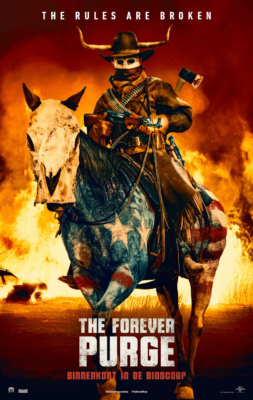 The Forever Purge คืนอำมหิต: อำมหิตไม่หยุดฆ่า (2021) ซับไทย