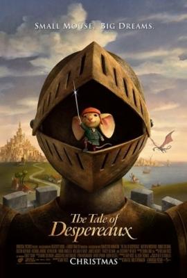 The Tale of Despereaux เดเปอโร...รักยิ่งใหญ่จากใจดวงเล็ก (2008)