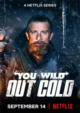 You vs. Wild: Out Cold ผจญภัยสุดขั้วกับแบร์ กริลส์: ฝ่าหิมะ (2021) NETFLIX
